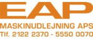 EAP Entreprenør & Maskinudlejning ApS