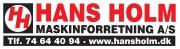 Hans Holm Maskinforretning A/S