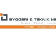 Byggeri & Teknik